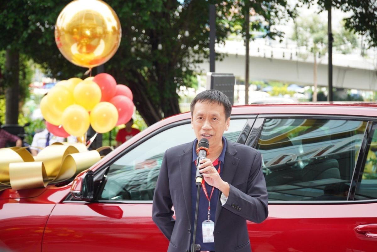 Bay chất cùng Vietjet, khách hàng nhận giải chung cuộc xe hơi 1,5 tỷ đồng ảnh 1