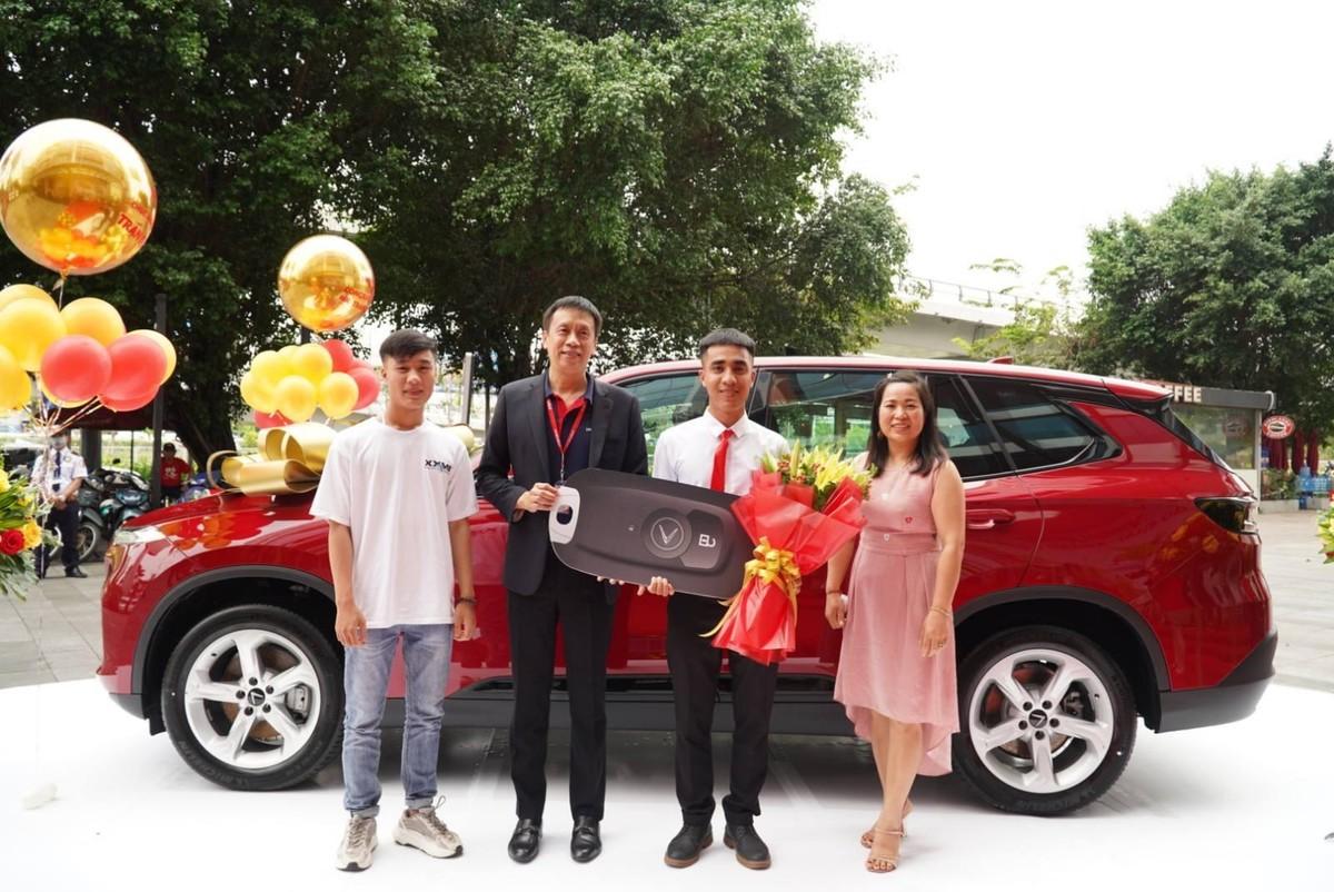 Bay chất cùng Vietjet, khách hàng nhận giải chung cuộc xe hơi 1,5 tỷ đồng ảnh 3