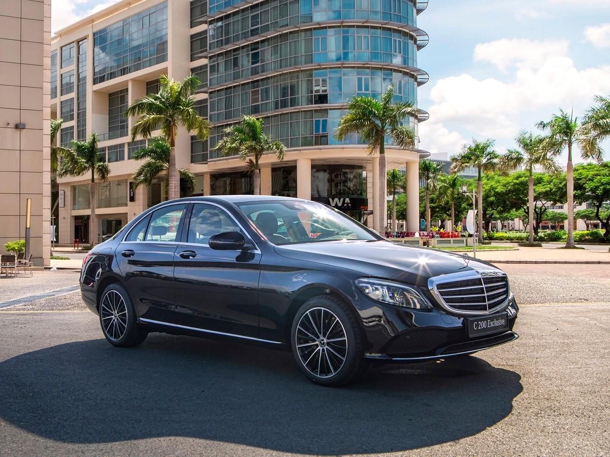 Thông tin và giá xe Mercedes mới nhất tháng 4/2021 ảnh 2