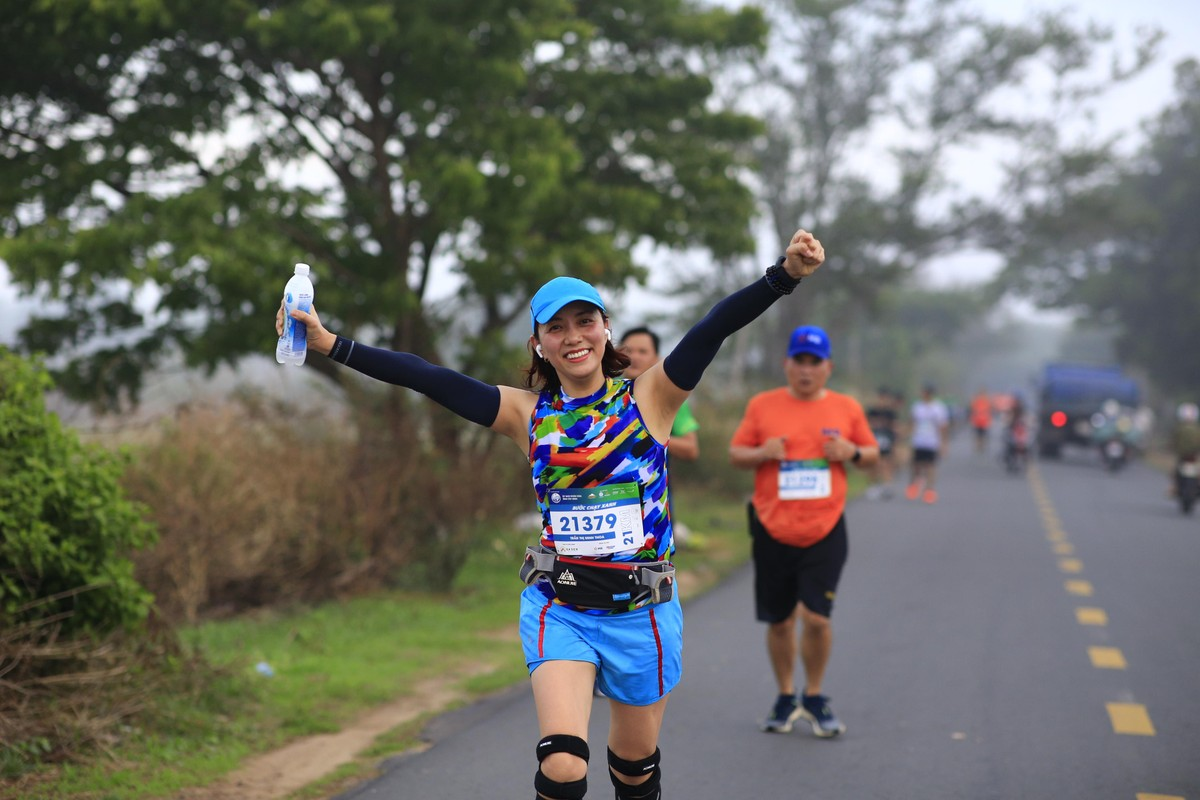 Ấn tượng với giải chạy marathon quy mô đầu tiên của Tây Ninh ảnh 5