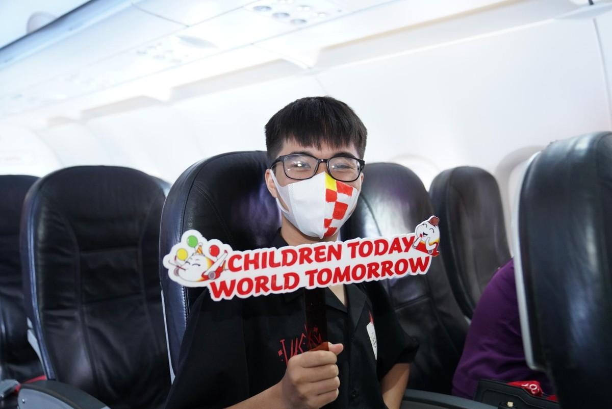 Vietjet lan toả niềm vui bằng hoạt động đặc biệt nhân ngày Quốc tế Thiếu nhi ảnh 8