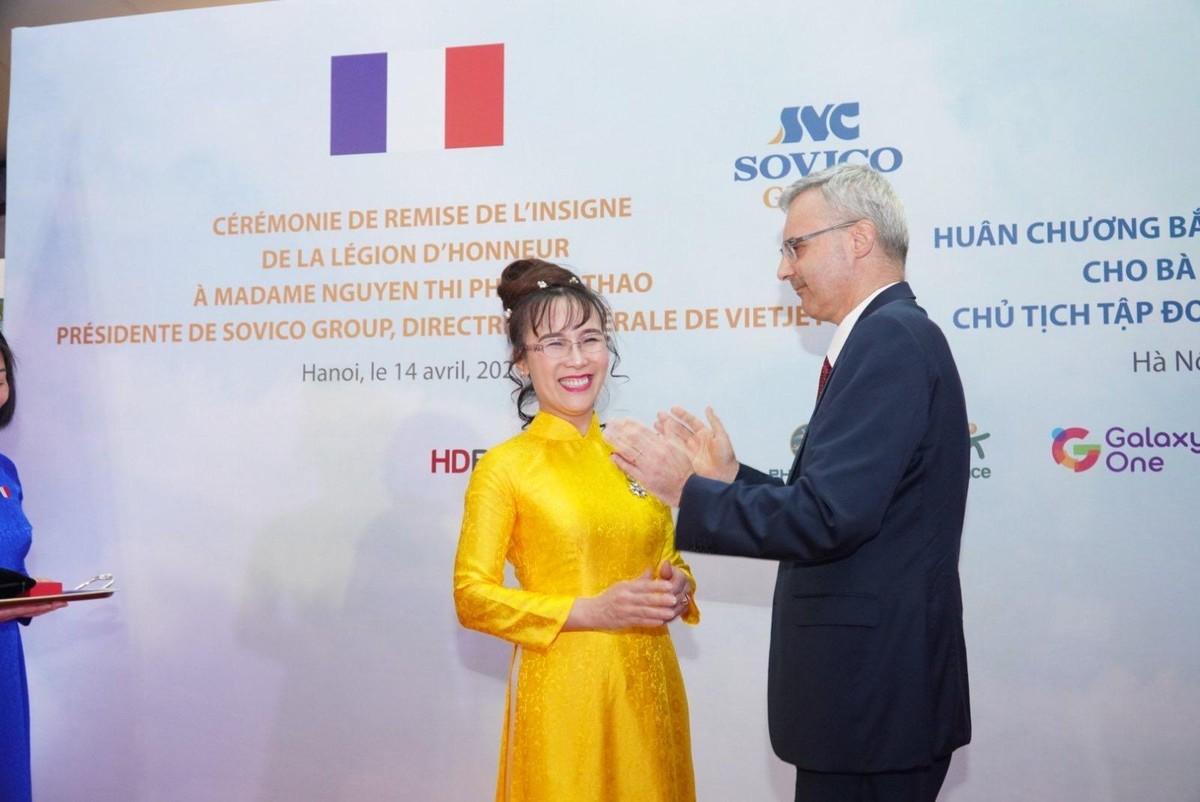 Nữ doanh nhân Việt Nam duy nhất trong top 1.111 người giàu nhất hành tinh 2021 theo Forbes ảnh 2