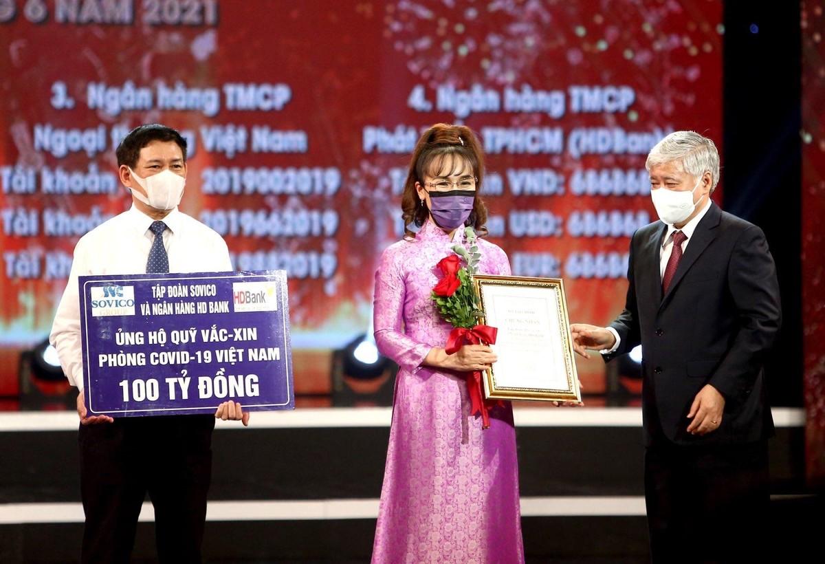 Nữ doanh nhân Việt Nam duy nhất trong top 1.111 người giàu nhất hành tinh 2021 theo Forbes ảnh 3