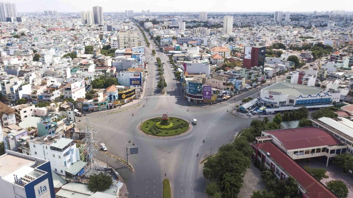 Sài Gòn những ngày chống dịch ảnh 2