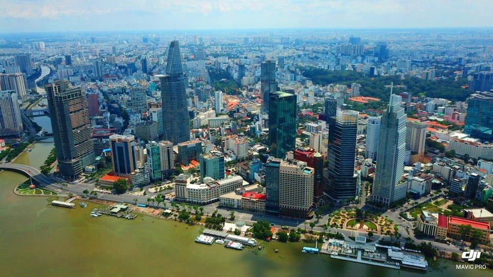 Sài Gòn những ngày chống dịch ảnh 1