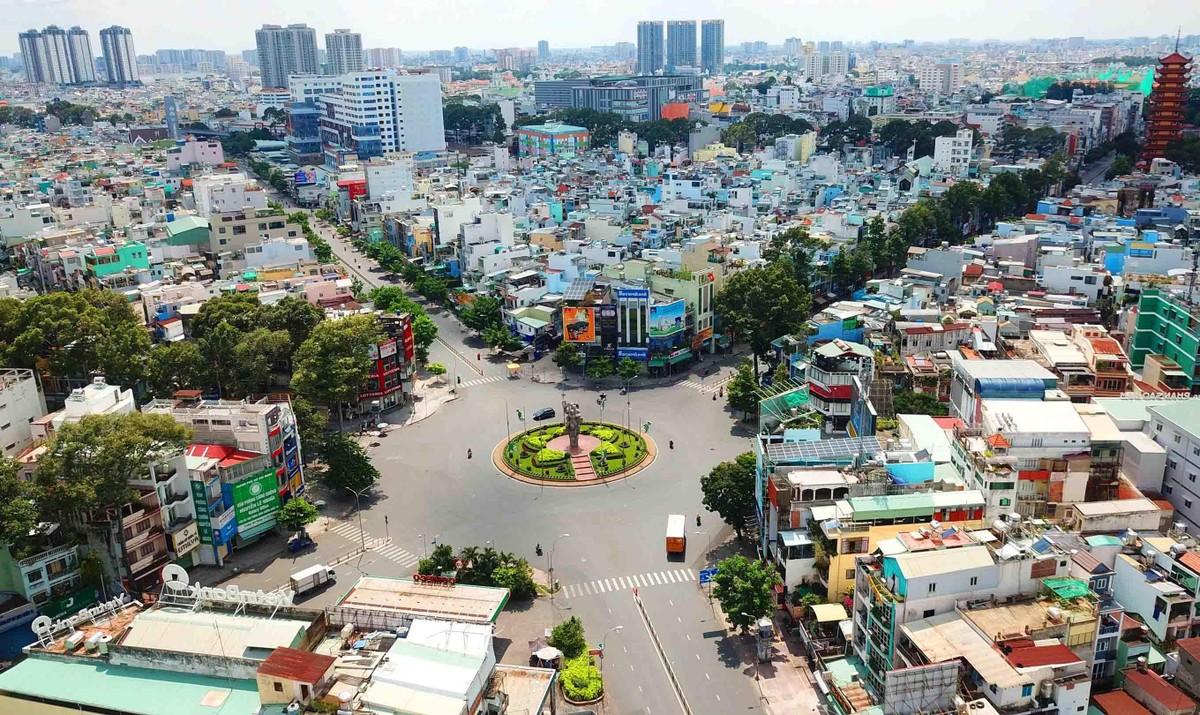 Sài Gòn những ngày chống dịch ảnh 3