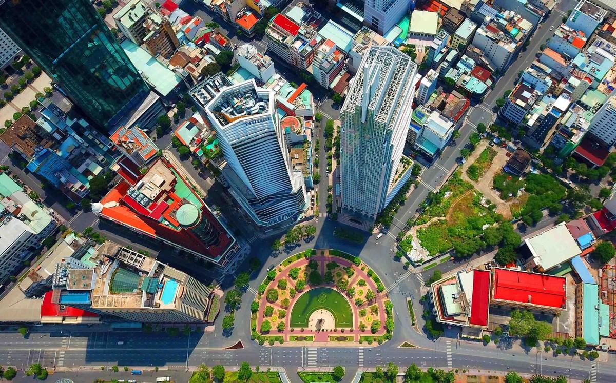 Sài Gòn những ngày chống dịch ảnh 4