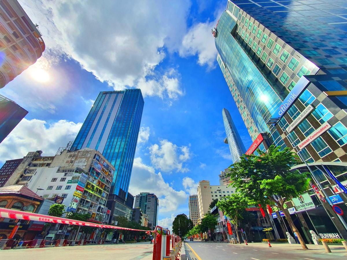 Sài Gòn những ngày chống dịch ảnh 6