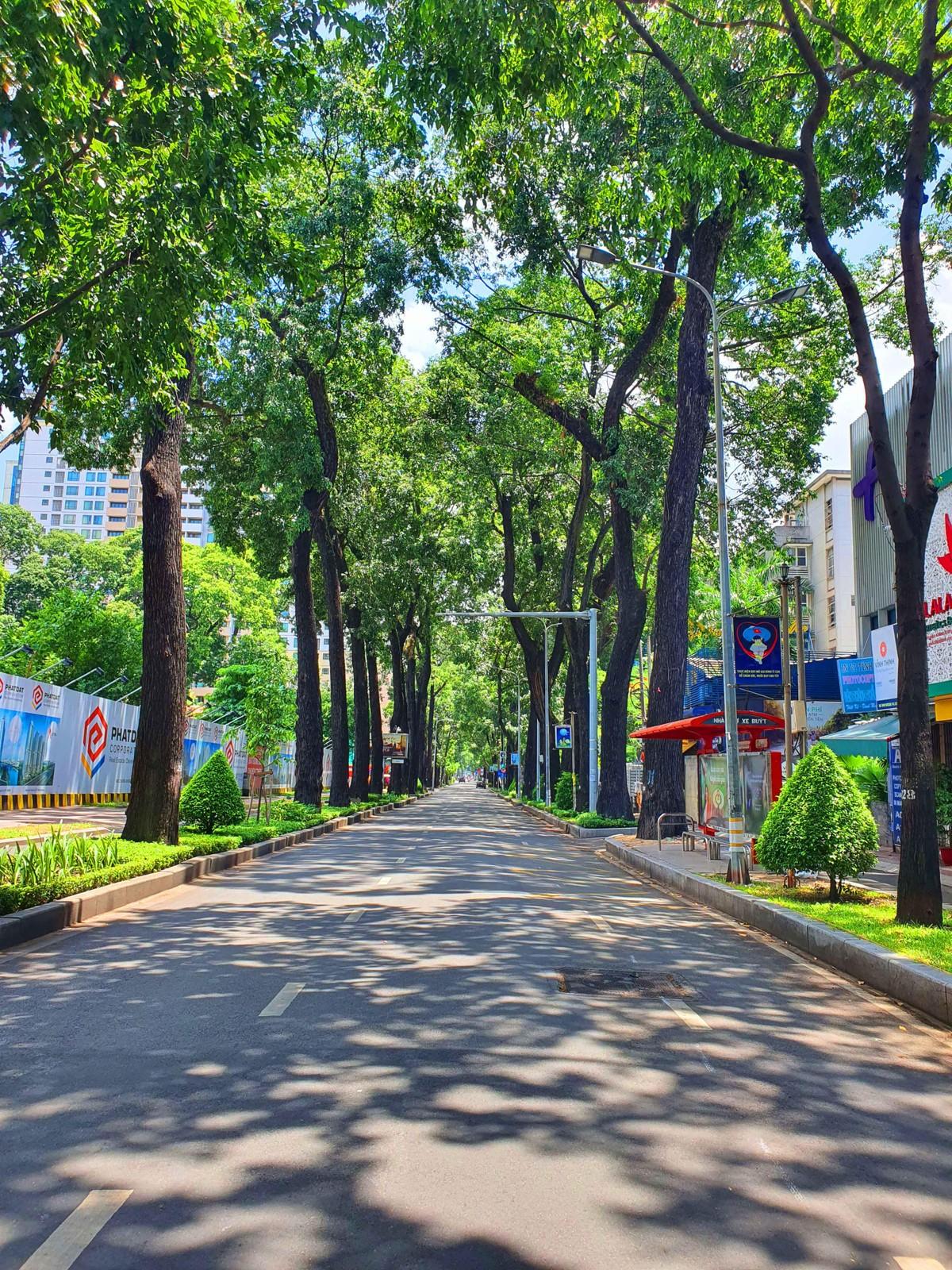 Sài Gòn những ngày chống dịch ảnh 10