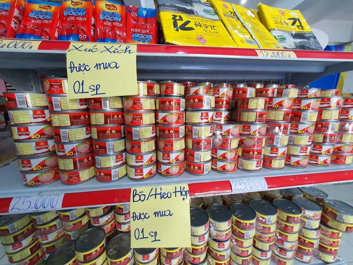 PNJ mở nhiều siêu thị 0 đồng để hỗ trợ người dân bị ảnh hưởng bởi Covid-19 ảnh 5
