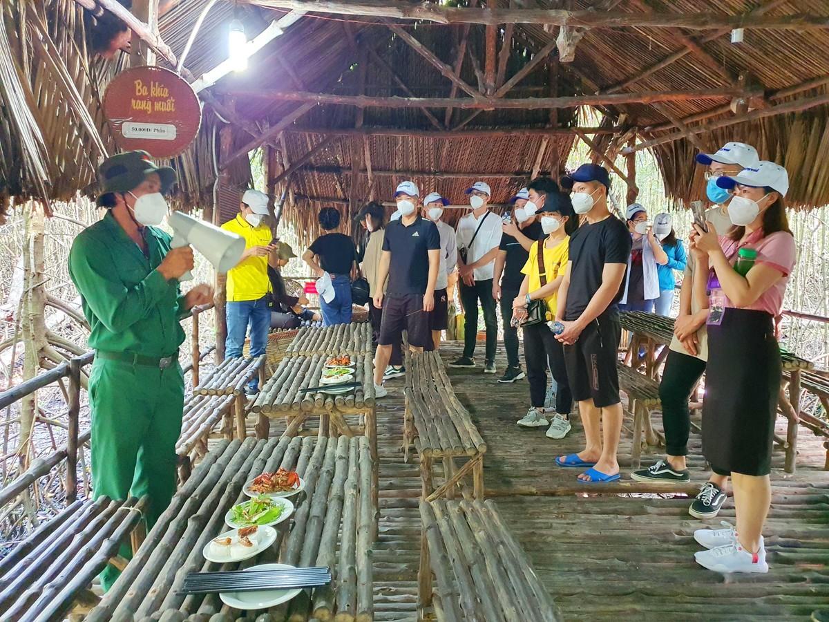 TP.HCM tổ chức tour du lịch đặc biệt về Cần Giờ ảnh 6