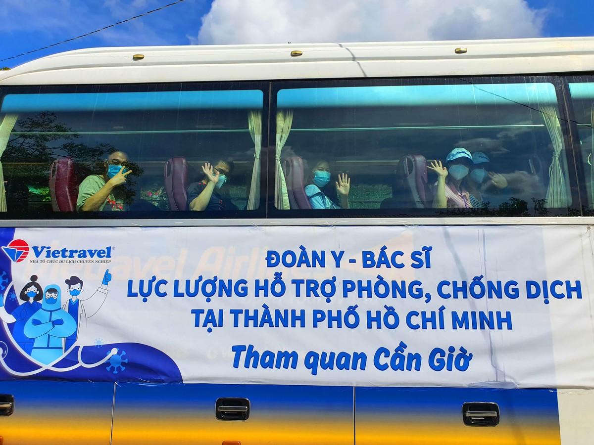 TP.HCM tổ chức tour du lịch đặc biệt về Cần Giờ ảnh 1