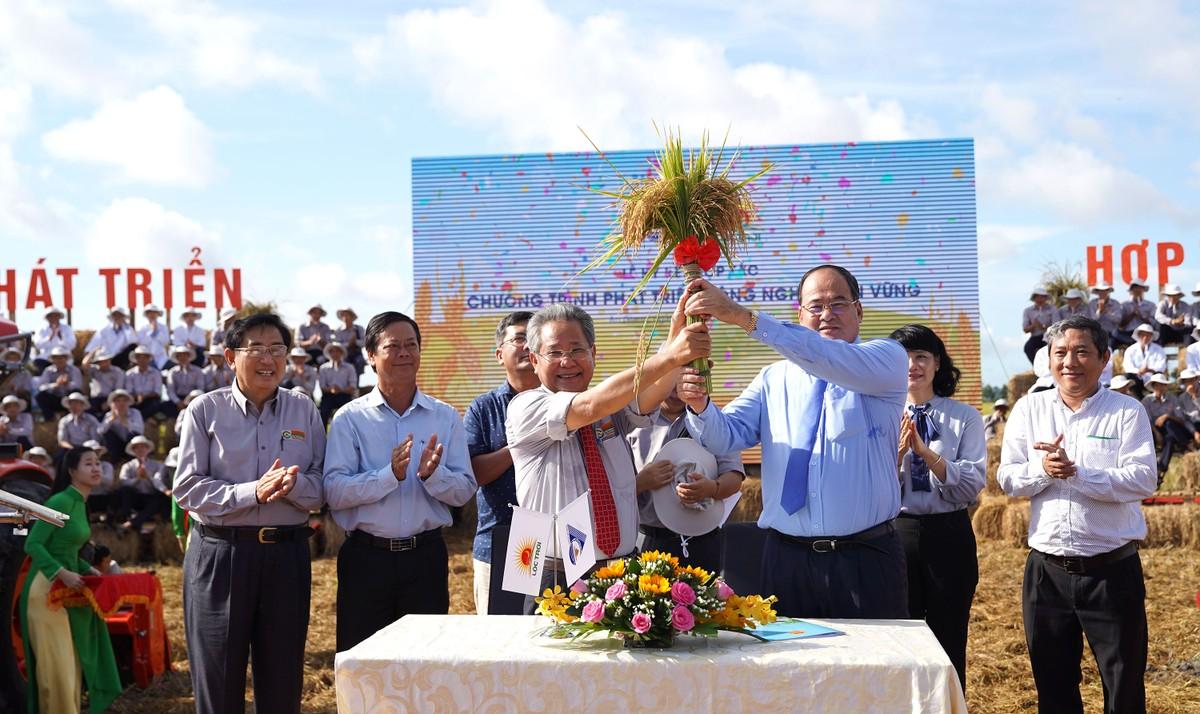 Lộc Trời số hoá nông nghiệp cho mục tiêu trở thành tập đoàn dịch vụ nông nghiệp hàng đầu khu vực ảnh 5