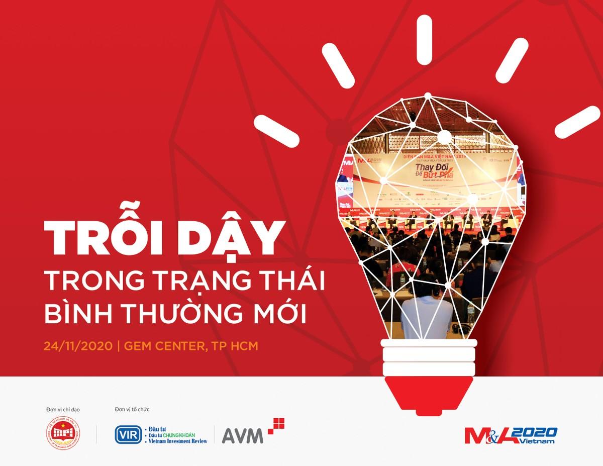 Diễn đàn M&A Việt Nam lần thứ 12 - năm 2020 ảnh 1