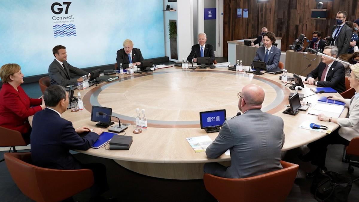 Hội nghị thượng đỉnh G7 năm 2021: Nước Mỹ đã trở lại ảnh 1