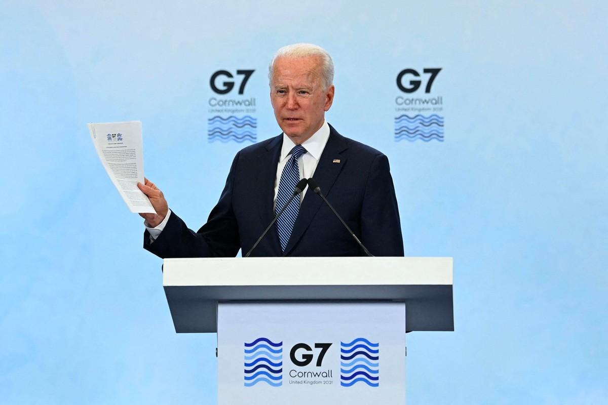 Hội nghị thượng đỉnh G7 năm 2021: Nước Mỹ đã trở lại ảnh 2
