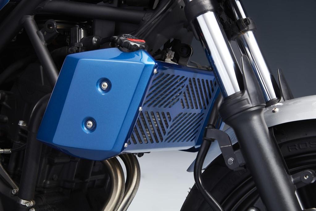 Yamaha MT-03 lột xác với bộ body kit Bunker Custom Janus ảnh 12