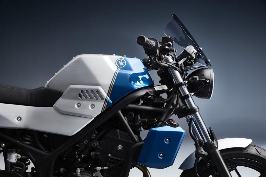 Yamaha MT-03 lột xác với bộ body kit Bunker Custom Janus ảnh 2