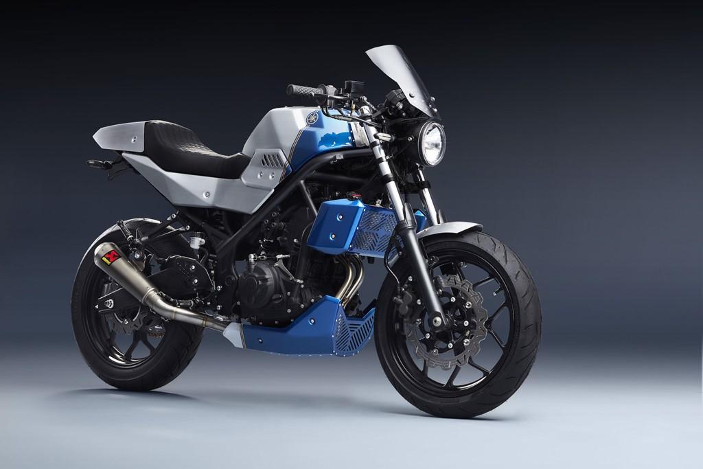 Yamaha MT-03 lột xác với bộ body kit Bunker Custom Janus ảnh 3
