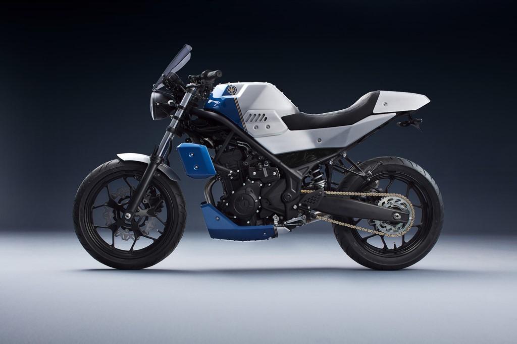 Yamaha MT-03 lột xác với bộ body kit Bunker Custom Janus ảnh 5