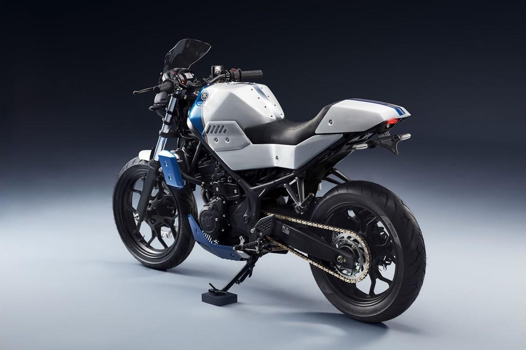 Yamaha MT-03 lột xác với bộ body kit Bunker Custom Janus ảnh 7