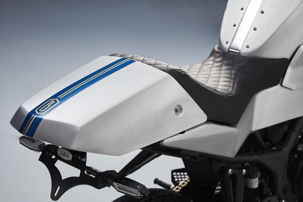 Yamaha MT-03 lột xác với bộ body kit Bunker Custom Janus ảnh 9