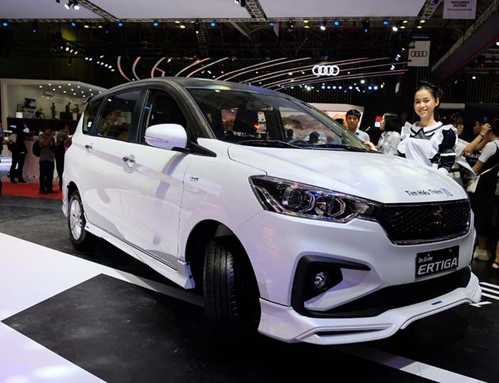 Vietnam Motor Show 2019: Suzuki trẻ trung bất ngờ ảnh 3