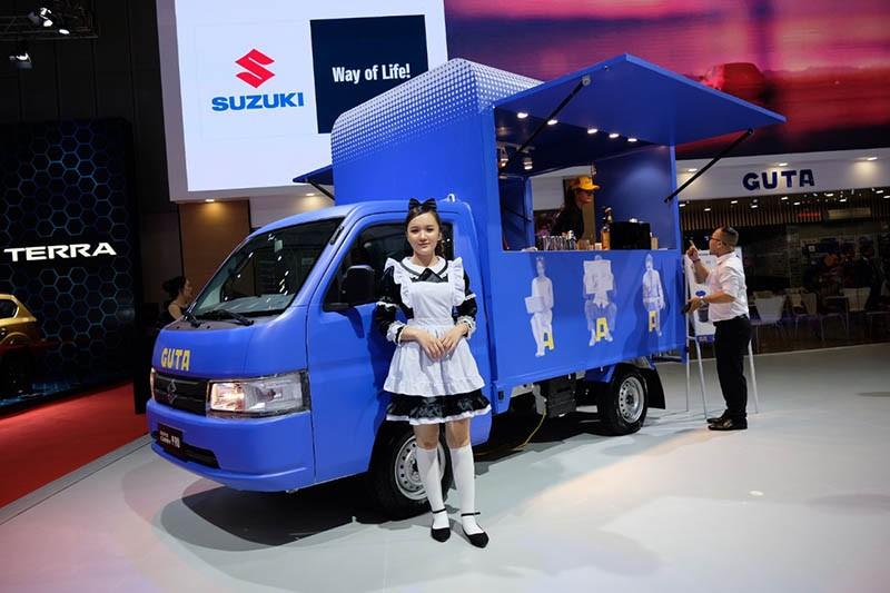 Vietnam Motor Show 2019: Suzuki trẻ trung bất ngờ ảnh 4