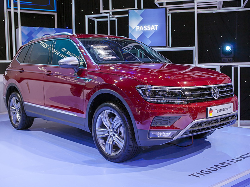 Vietnam Motor Show 2019: Volkswagen Touareg giá hơn 3 tỷ đồng có gì đặc biệt? ảnh 3