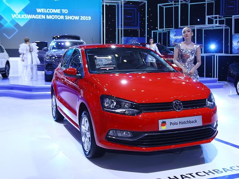 Vietnam Motor Show 2019: Volkswagen Touareg giá hơn 3 tỷ đồng có gì đặc biệt? ảnh 5