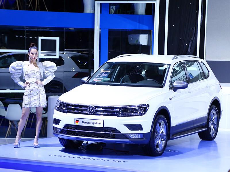 Vietnam Motor Show 2019: Volkswagen Touareg giá hơn 3 tỷ đồng có gì đặc biệt? ảnh 6