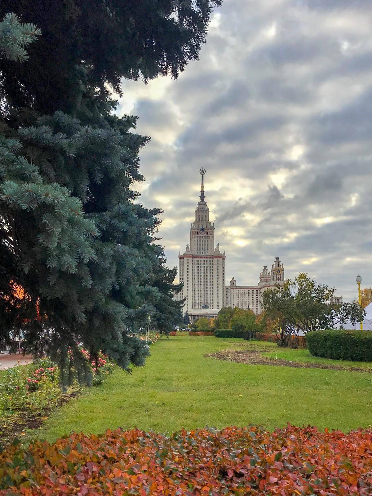 Mùa Thu nước Nga trong ánh sáng kỳ diệu ảnh 13