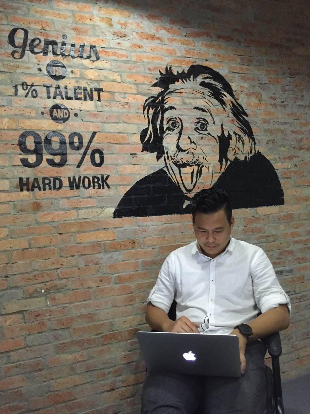 CEO Bùi Trần Phi Long: Việt Nam cần có cộng đồng chia sẻ kiến thức khởi nghiệp ảnh 4