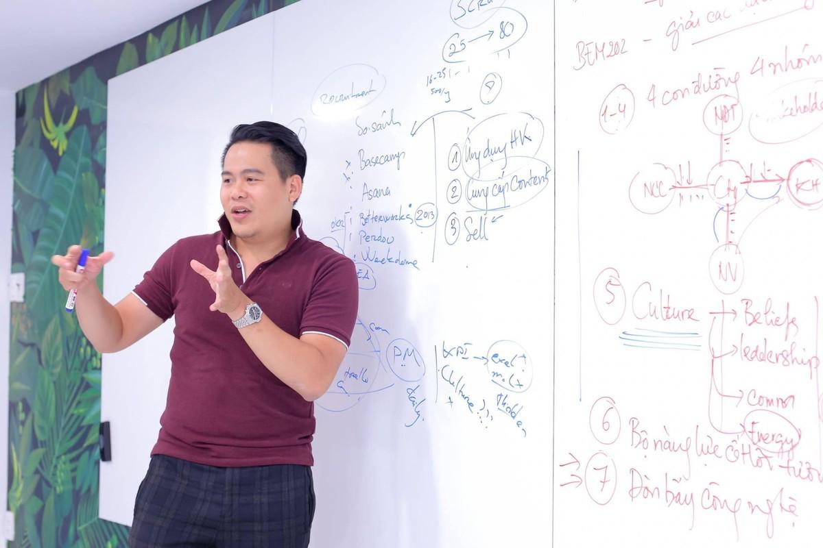 CEO Bùi Trần Phi Long: Việt Nam cần có cộng đồng chia sẻ kiến thức khởi nghiệp ảnh 6