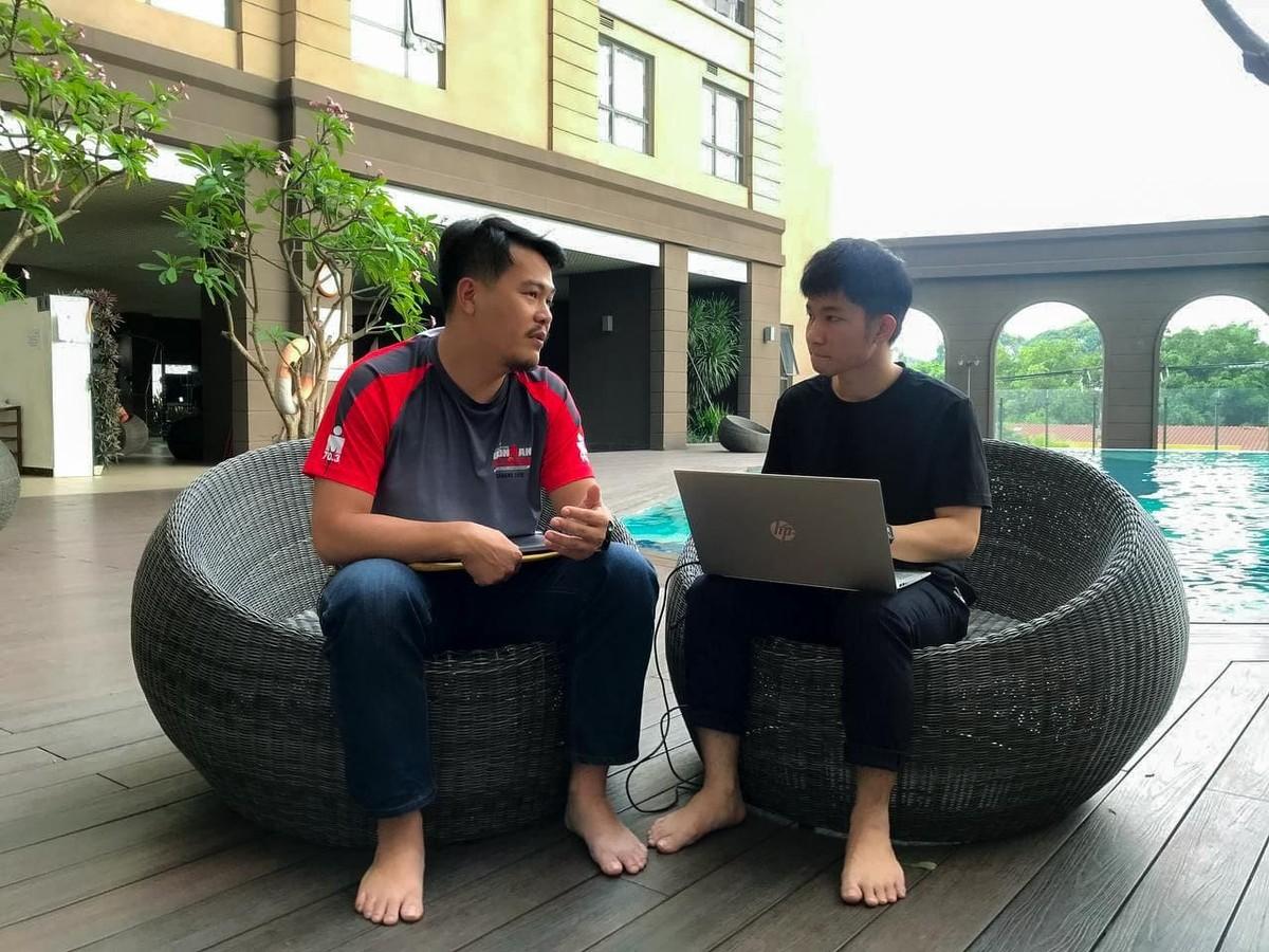 CEO Bùi Trần Phi Long: Việt Nam cần có cộng đồng chia sẻ kiến thức khởi nghiệp ảnh 8