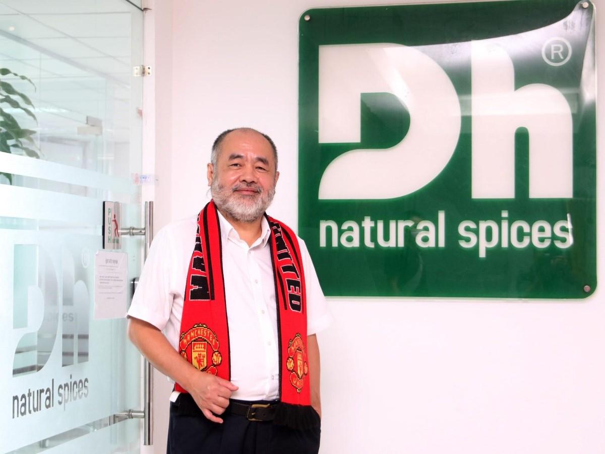 """Chuyện khởi nghiệp ở tuổi 50 của """"ông trùm"""" gia vị Dh Foods ảnh 19"""