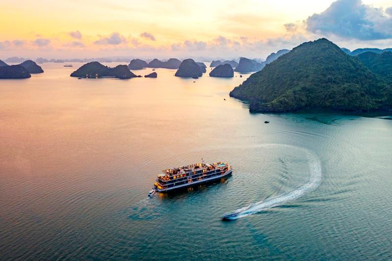 """Đứng cạnh """"người khổng lồ"""", du lịch Cát Hải vẫn hút nhà đầu tư, du khách ảnh 10"""