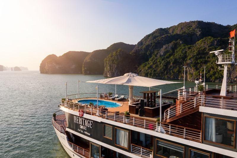 """Đứng cạnh """"người khổng lồ"""", du lịch Cát Hải vẫn hút nhà đầu tư, du khách ảnh 3"""