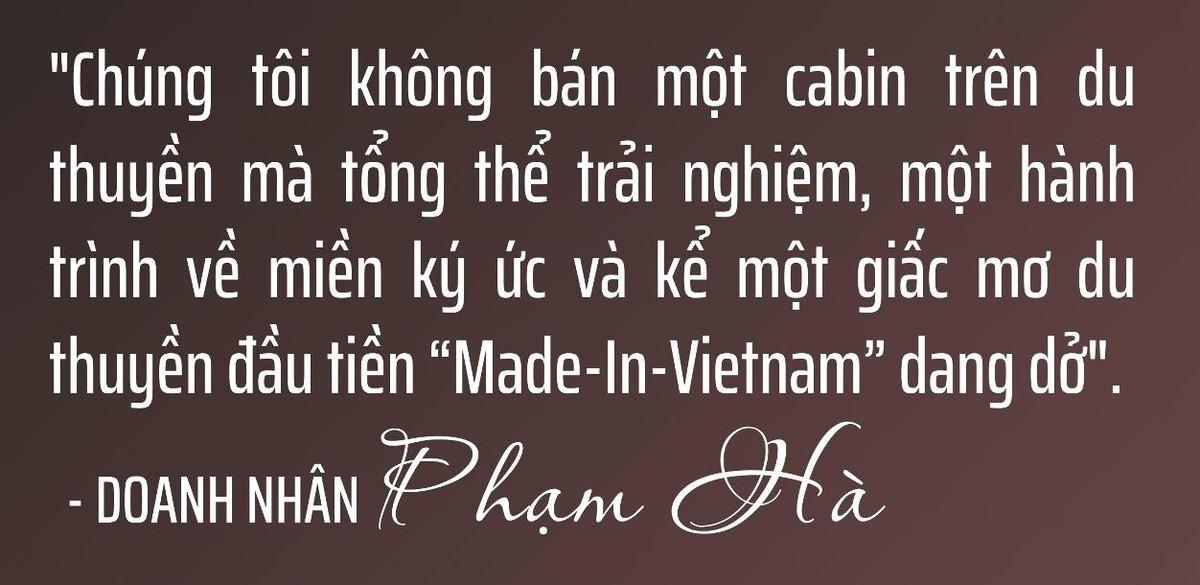 Chủ tịch Lux Group Phạm Hà: Chúng ta không thể thay đổi hướng gió, nhưng có thể thay đổi cánh buồm ảnh 17