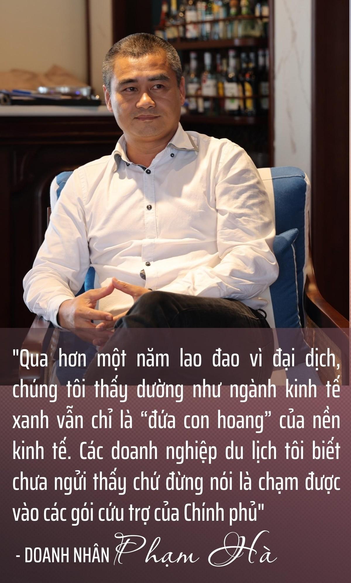 Chủ tịch Lux Group Phạm Hà: Chúng ta không thể thay đổi hướng gió, nhưng có thể thay đổi cánh buồm ảnh 33