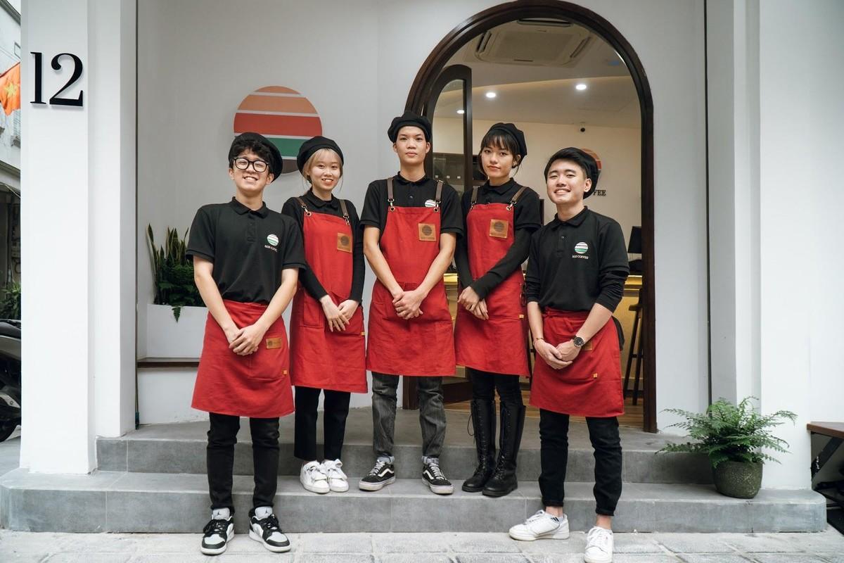 """Nguyễn Hải Quân, sáng lập RGB Coffee: """"Sự tinh tế là giá trị cốt lõi khiến khách hàng cảm thấy an tâm"""" ảnh 11"""