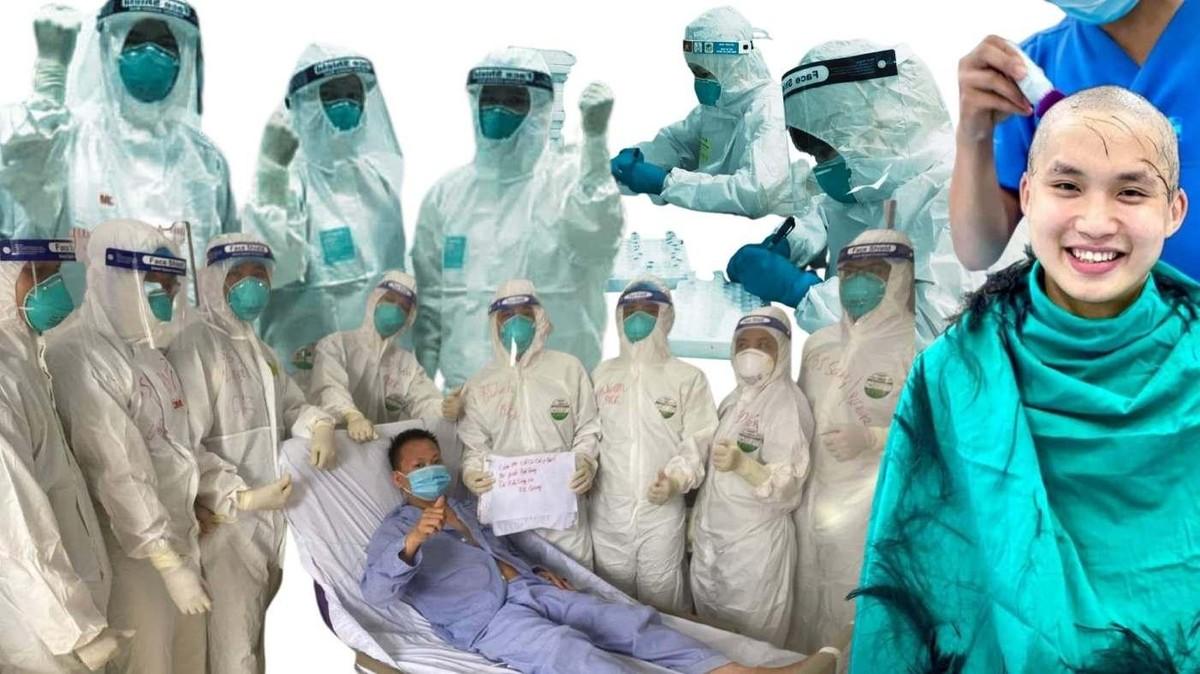 Bác sĩ tình nguyện tới tâm dịch: Không biết ngày về, chỉ hẹn bình an! ảnh 1