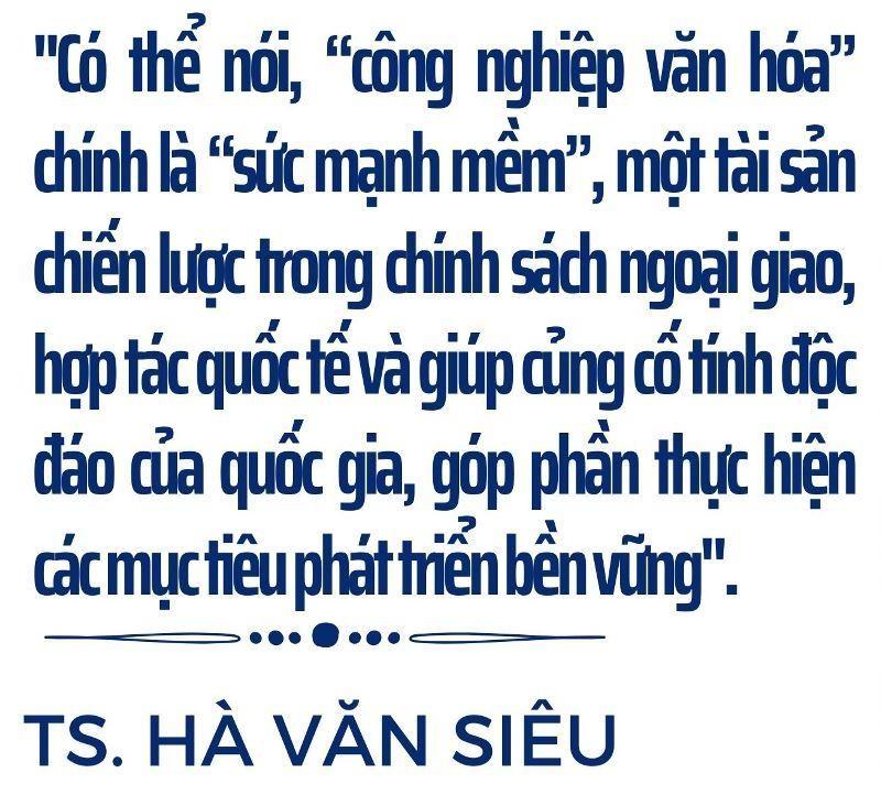 TS. Hà Văn Siêu: Thu hút đầu tư vào công nghiệp văn hóa ảnh 2