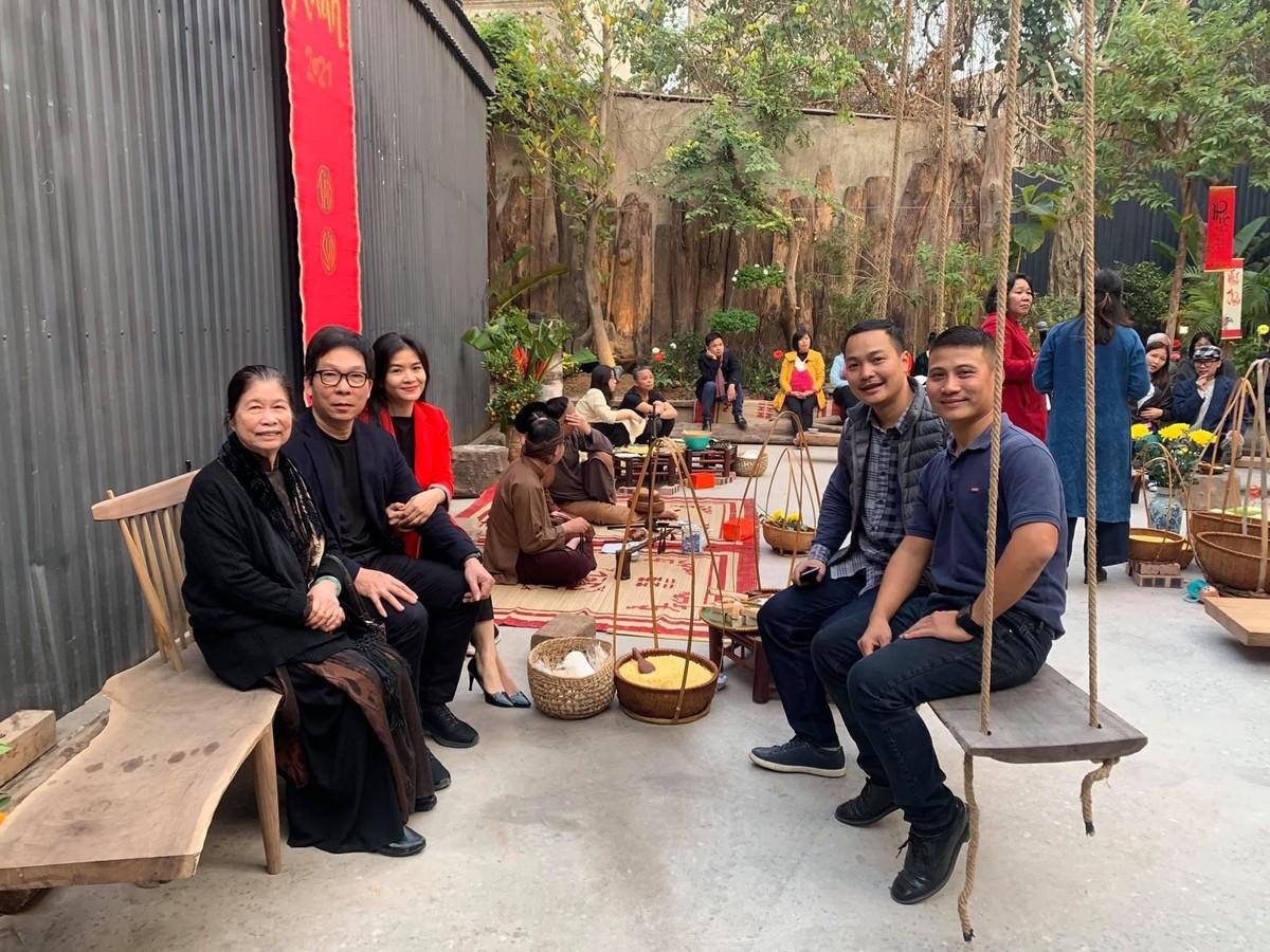 CEO Huy Phạm và cuộc dấn thân, trưởng thành cùng gỗ ảnh 21