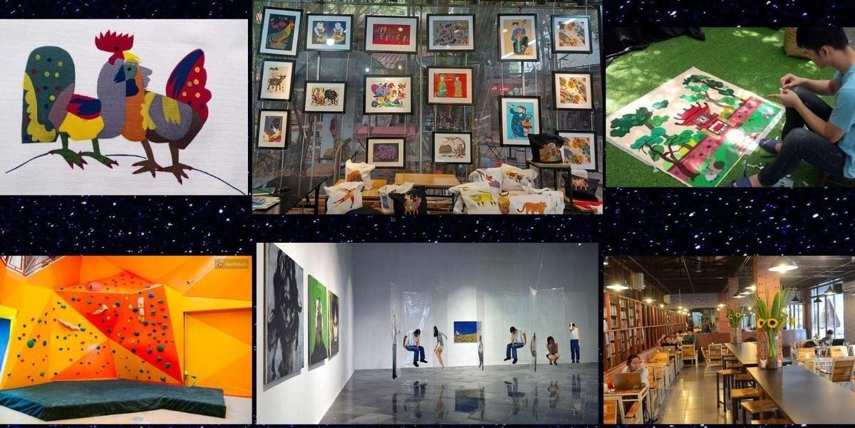 Hà Nội - Thành phố ngàn năm sáng tạo (Bài 2): Bức tranh sáng tạo quyến rũ ảnh 18