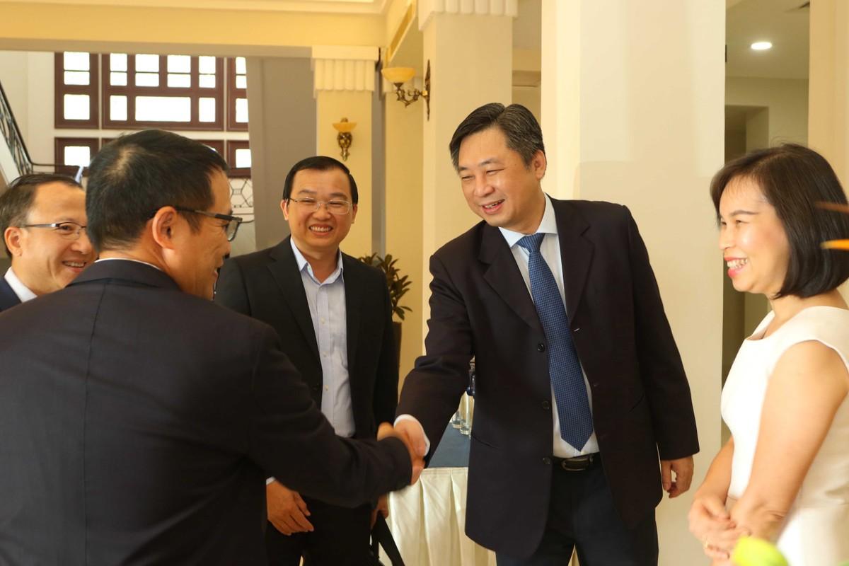 Năm 2020, trình Chính phủ thành lập Sở GDCK Việt Nam và triển khai các biện pháp nâng hạng thị trường ảnh 10
