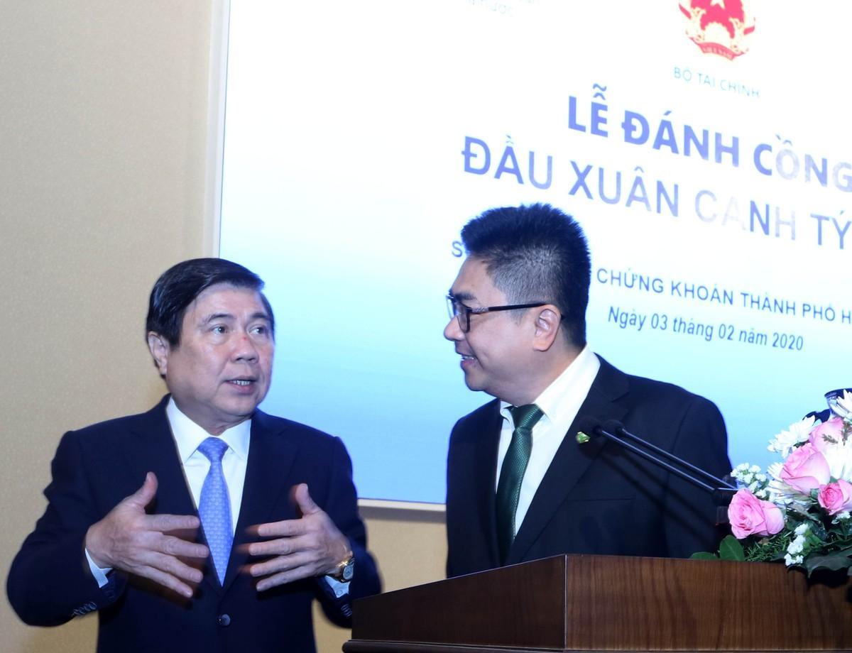 Năm 2020, trình Chính phủ thành lập Sở GDCK Việt Nam và triển khai các biện pháp nâng hạng thị trường ảnh 9