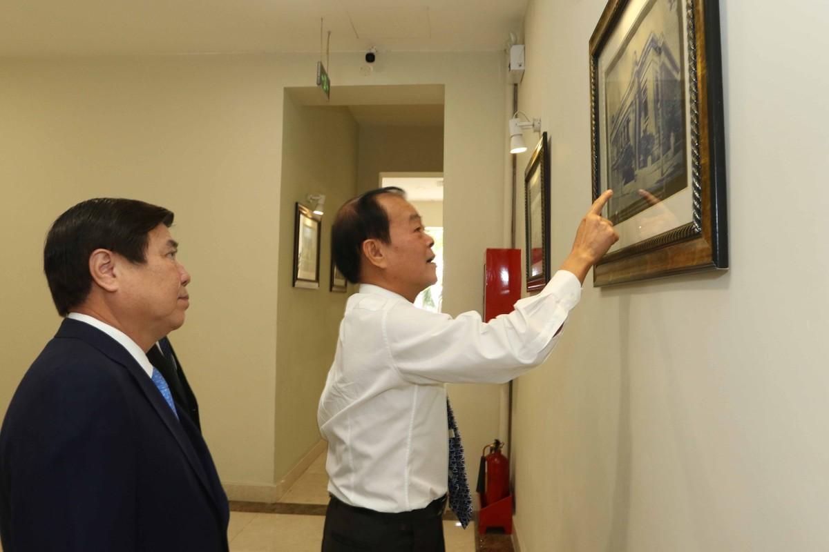 Năm 2020, trình Chính phủ thành lập Sở GDCK Việt Nam và triển khai các biện pháp nâng hạng thị trường ảnh 3
