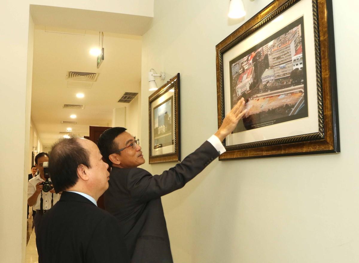 Năm 2020, trình Chính phủ thành lập Sở GDCK Việt Nam và triển khai các biện pháp nâng hạng thị trường ảnh 4