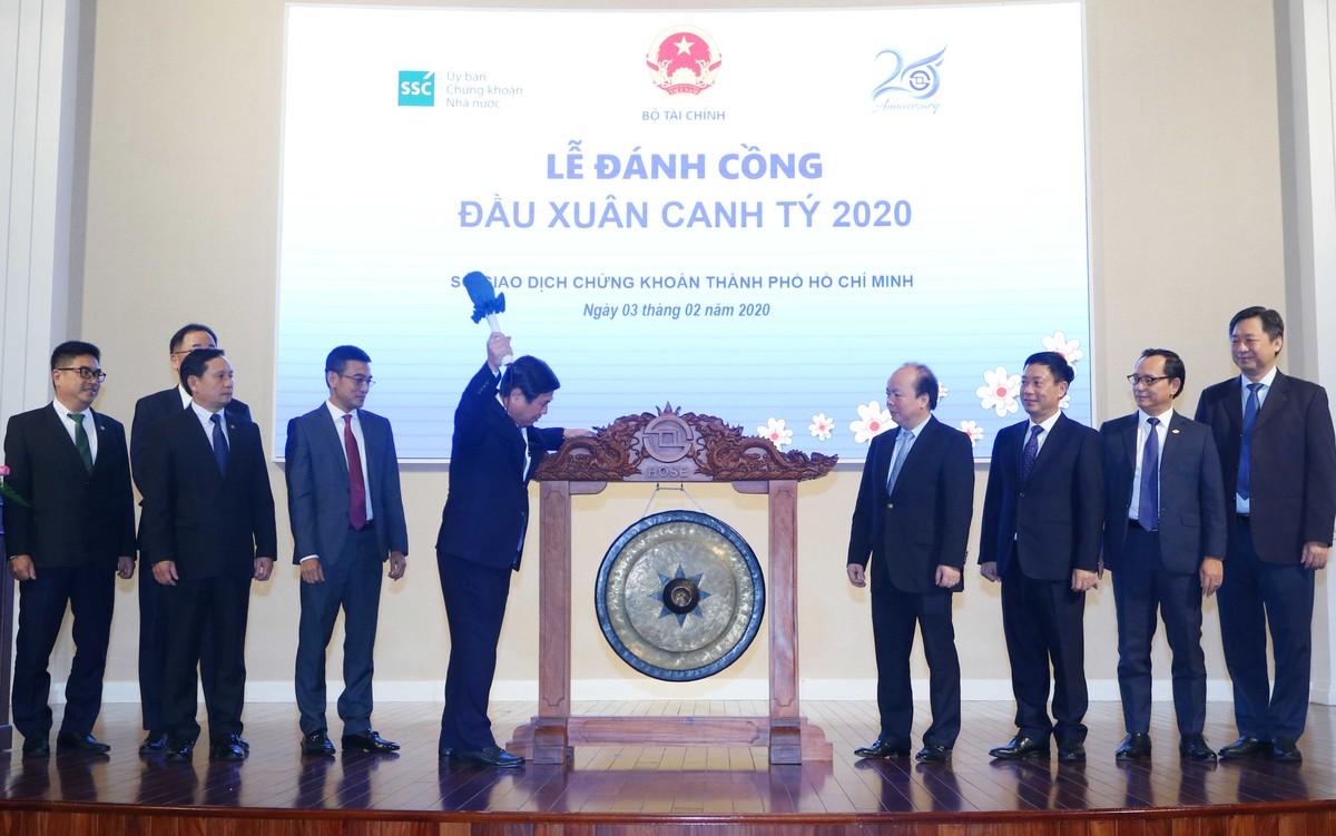 Năm 2020, trình Chính phủ thành lập Sở GDCK Việt Nam và triển khai các biện pháp nâng hạng thị trường ảnh 6
